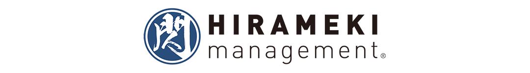 HIRAMEKI management®