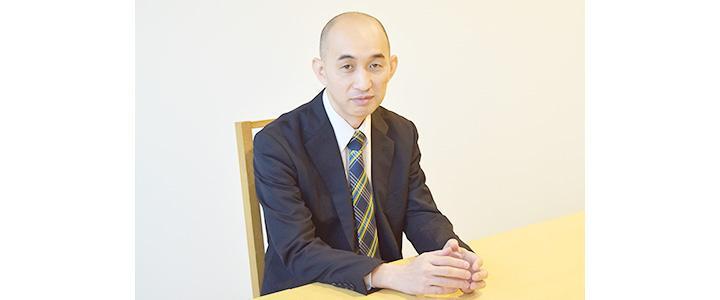 インフラ・セキュリティ部 部長 中島 秀明(情報セキュリティスペシャリスト)
