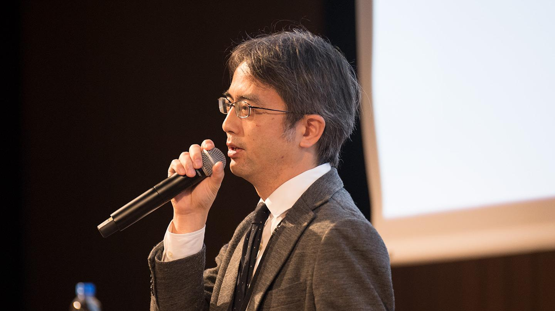 KDDI株式会社 野島 拓也 氏