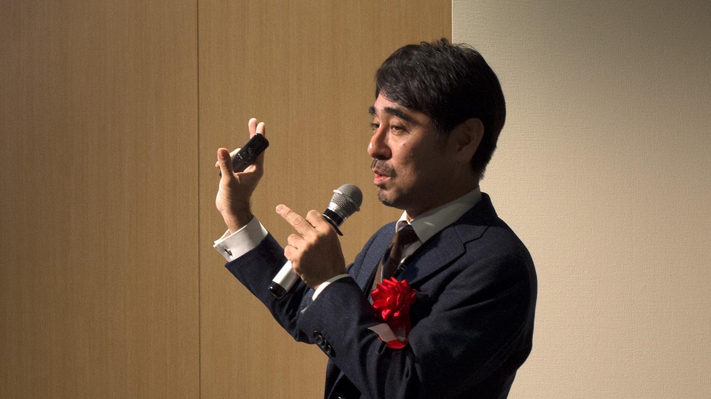 株式会社日本経済新聞社 大塚 栄一 氏